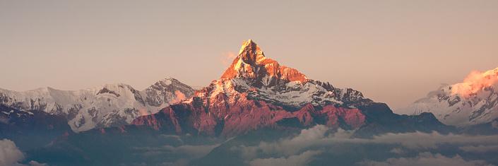 Machapuchare, Nepal
