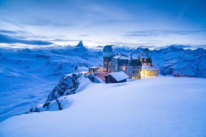 Kulmhotel Gornergrat - Zermatt, Suisse