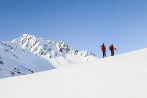 Randonnée à ski - Cormet d'arêches, Savoie