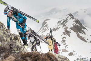 Pierra Menta, ski alpinisme - Savoie France