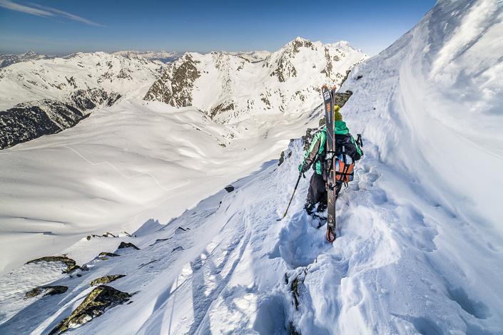 Col de Comborsier - Savoie, France