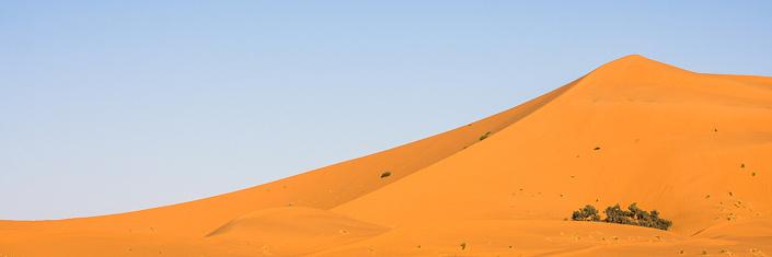 Dunes de l'Erg Chabbi - Merzouga, Maroc