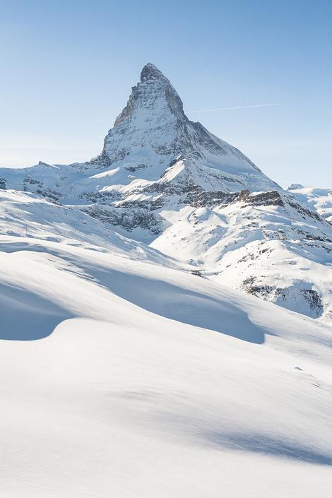 Le Cervin (Matterhorn) - Suisse