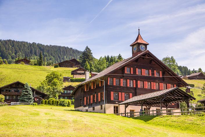 Ecole des Diablerets, Suisse